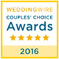 WeddingWire Couples Choice Award 2016